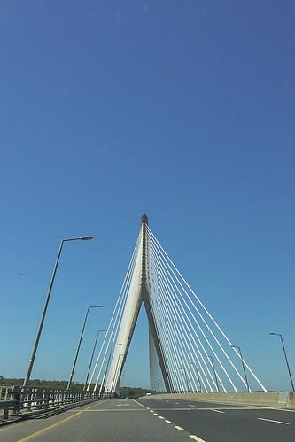 motorway bridge at Waterford