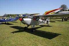 G-FOXZ Denney Kitfox [PFA 172-11834] Popham 050518