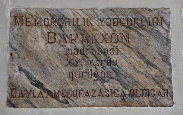 Uzbekistán - Tashkent - Complejo Hazrati Imon
