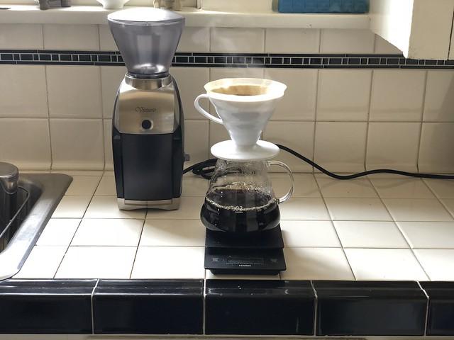 new coffee grinder