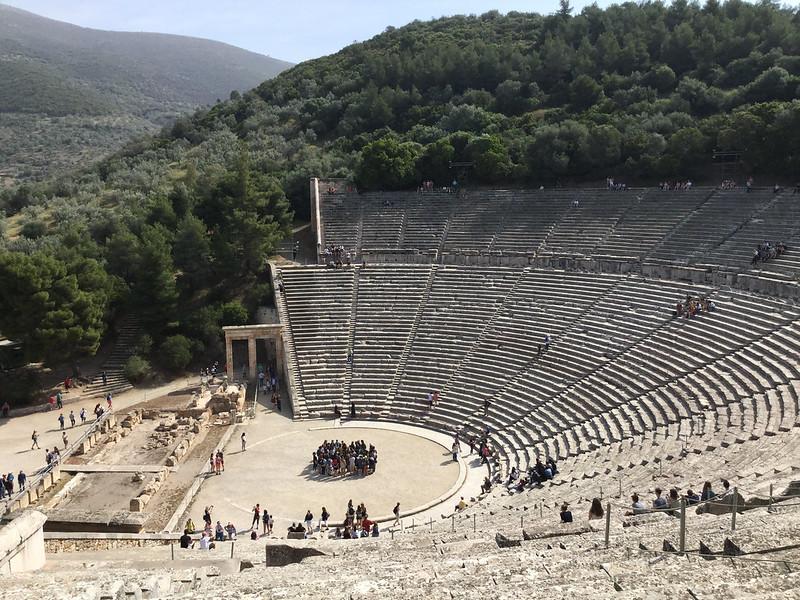 Senior Classics Trip to Greece