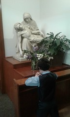 Isaac's 1st Communion