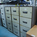 Fire proof filing cabinet E170