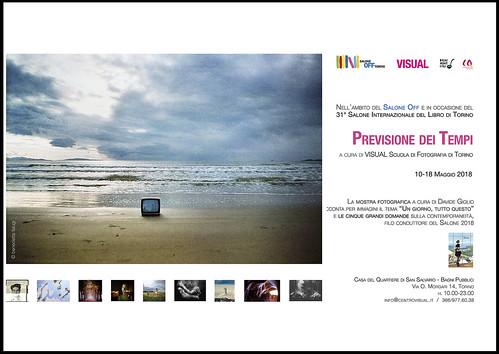 Mostra Fotografia presso Salone del Libro di Torino