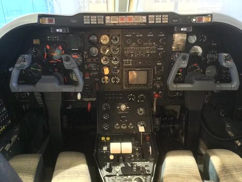 三菱 MU-300 JA8248 機内公開 コックピット 6D7E2F71B-BCFF-41A9-8730-377CDF09DFEC