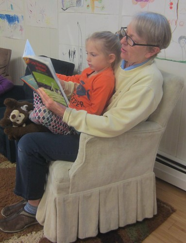 reading with Susan