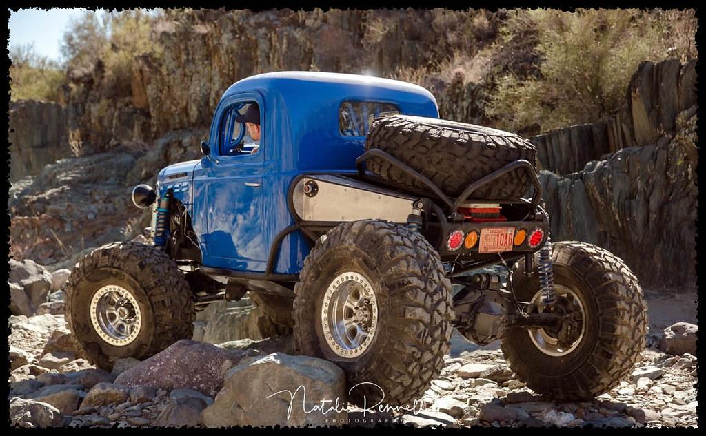 Wrangler Rock 47 >> bilinvic's '46 Power Wagon Pimpin Crawlers Truggy Build ...
