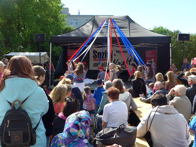 Volksfest am 1. Mai 2018