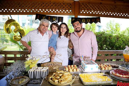 Halil İbrahim Kılınç, Eymen Kılınç, Sevda Kılınç, Alican Kılınç.