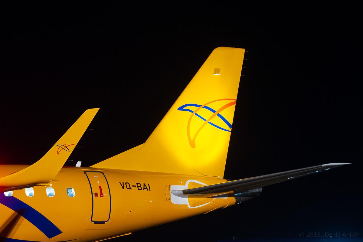 Embraer Саратовские Авиалинии Ivolga Airlines фото 3