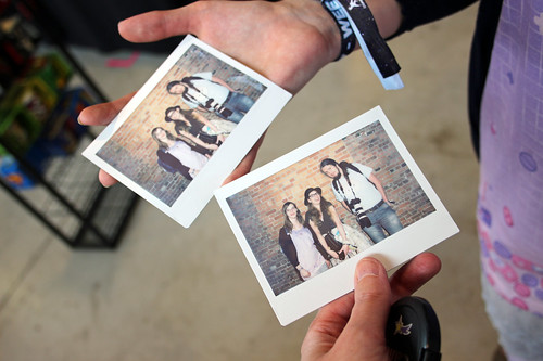 instax wide photos