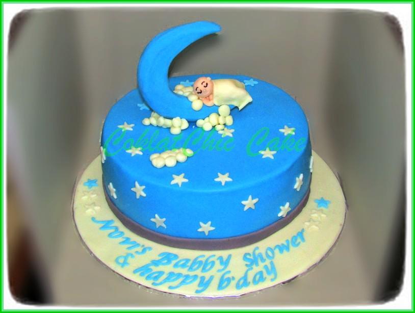 Cake Baby Shower 20 cm