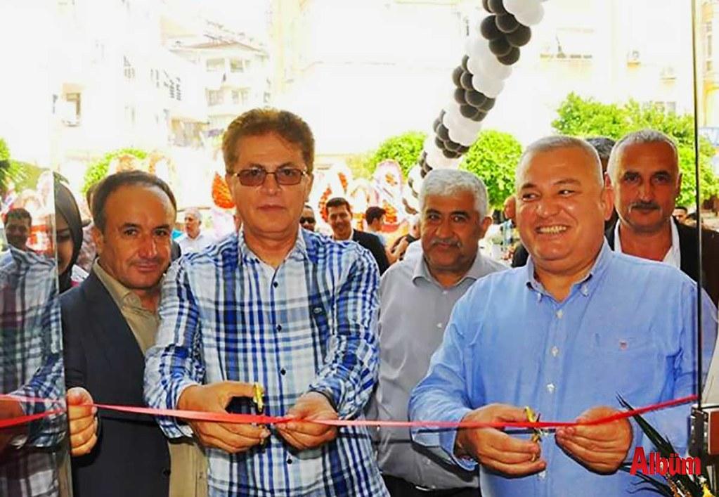 Mehmet Şahin, Yücel Apaydın Mustafa Berberoğlu