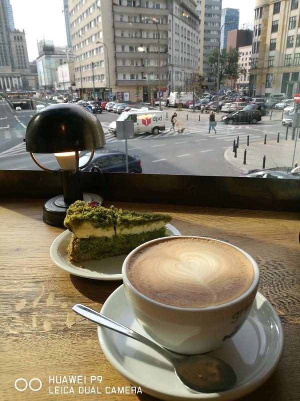2017 Europe Warsaw Cafe