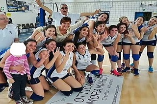 Noicattaro. volley front