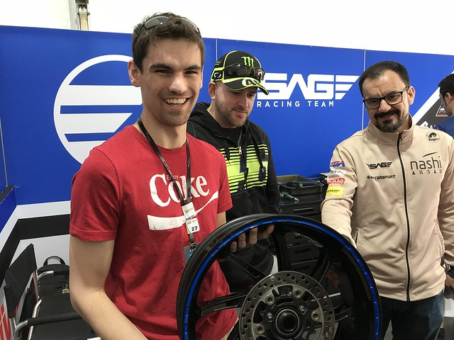 SAG Racing Moto2