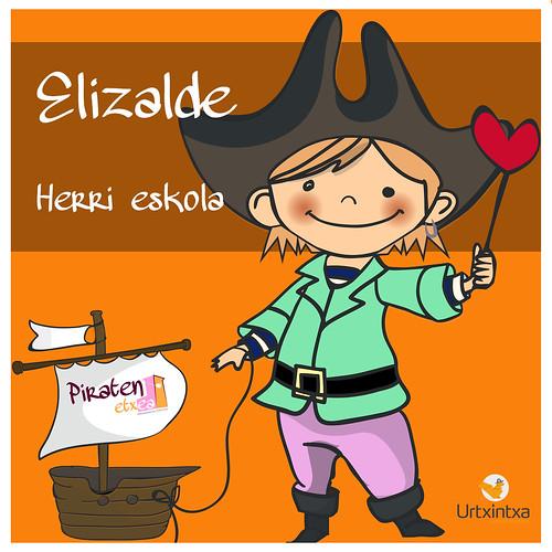 Pirata Egonaldia- Elizalde Herri eskola 2018-05-31/2018-06-01