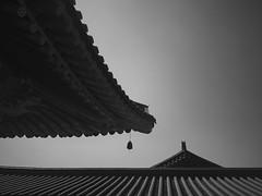 범어사 Beomeo-sa temple (B&W)