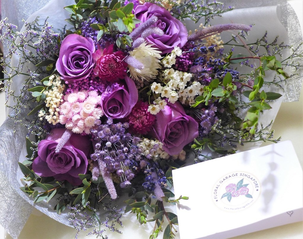 Surprise Your Mum With A Mothers Day Bouquet From Floral Garage