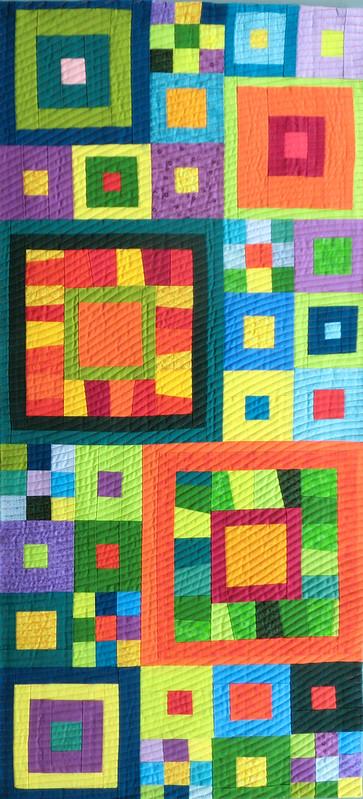 tripudio di quadrati