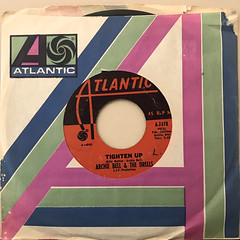 ARCHIE BELL & THE DRELLS:TIGHTEN UP(JACKET A)