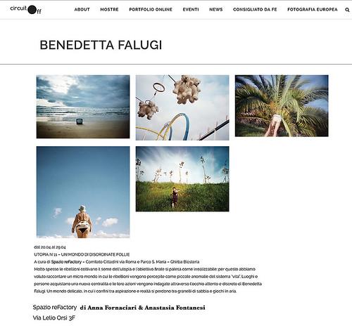 Solo Exhibition - Festival Fotografia Europea di Reggio