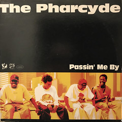 THE PHARCYDE:PASSIN' ME BY(JACKET A)