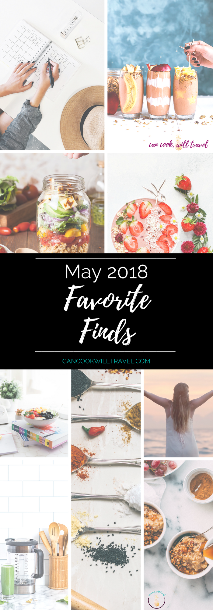 Favorite Things_May 2018_Tall
