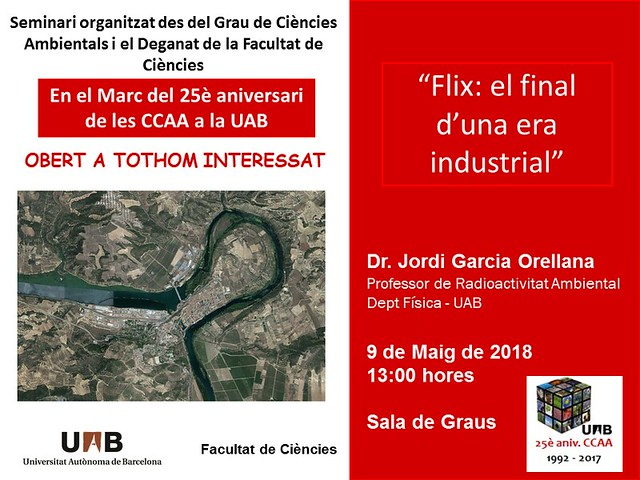Seminari Jordi Garcia-Orellana