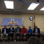 Candidate's Forum at the Muslim Community Center
