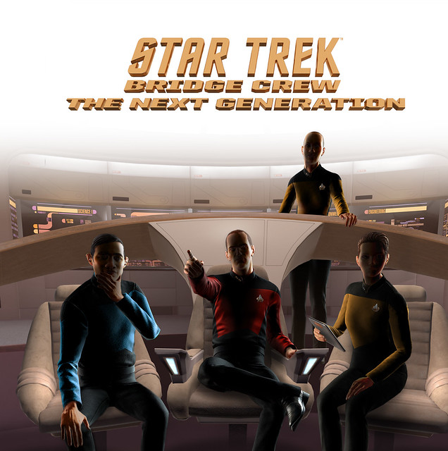 Star Trek: Bridge Crew The Next Generation