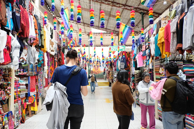 Things to do in Cusco | Mercado Artesanal