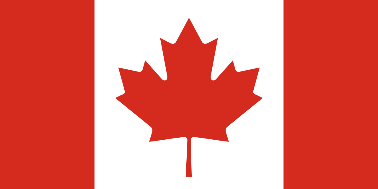 Flag of Canada, 1965-date