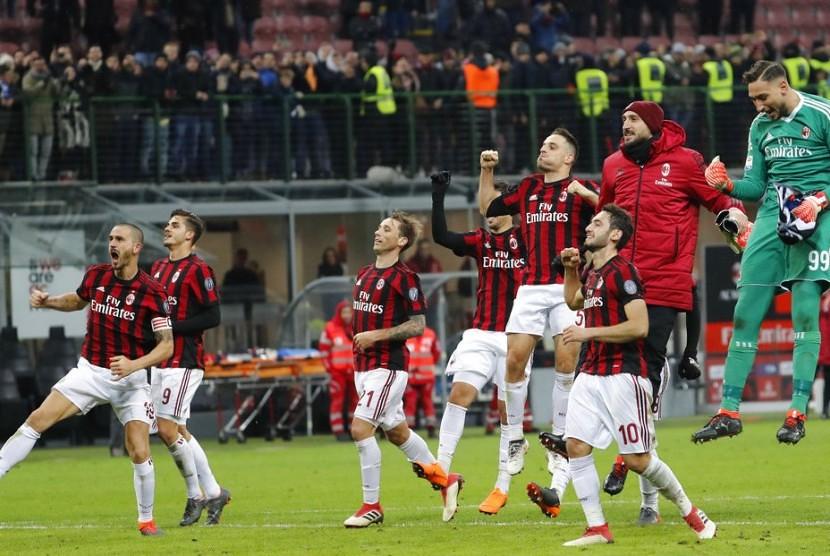 AC Milan Kini Harus Fokus Amankan Tiket Liga Europa