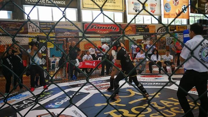 Επιτυχίες της Combat Team Tripolis στο πανελλήνιο στις Σέρρες