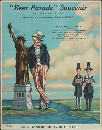 beer-parade-1932-souvenir