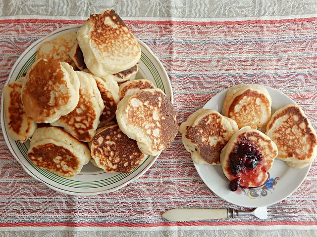 Оладьи по рецепту из Книги о вкусной и здоровой пище | HoroshoGromko.ru