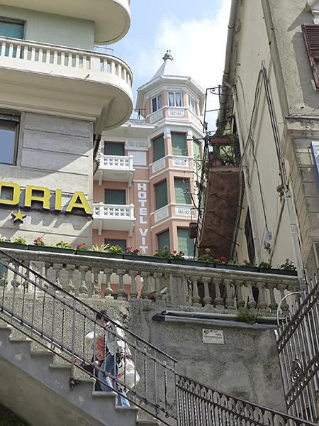 hôtel Vittoria