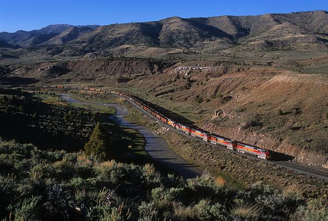 Kyune Utah Railway extra