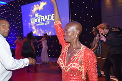 DSC_1017 Wintrade Week Women in Trade and Industry Gala Awards & Dinner at Park Plaza Hotel Westminster Bridge London Entertainment Music by MTV DJ Lindsay Wesker Chyna Whyne Jamaican Musical artist Melanin