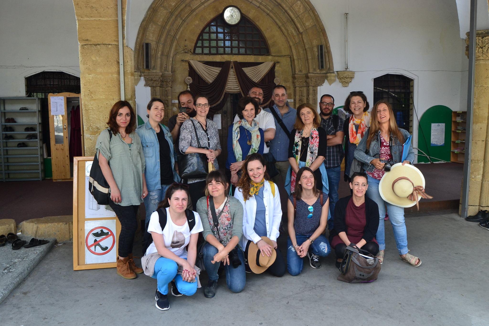 Nicosia workshop (7-16 May 2018)