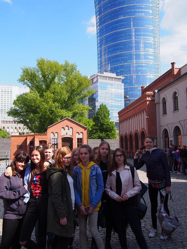 Miasto muzeów i teatrów - Warszawa