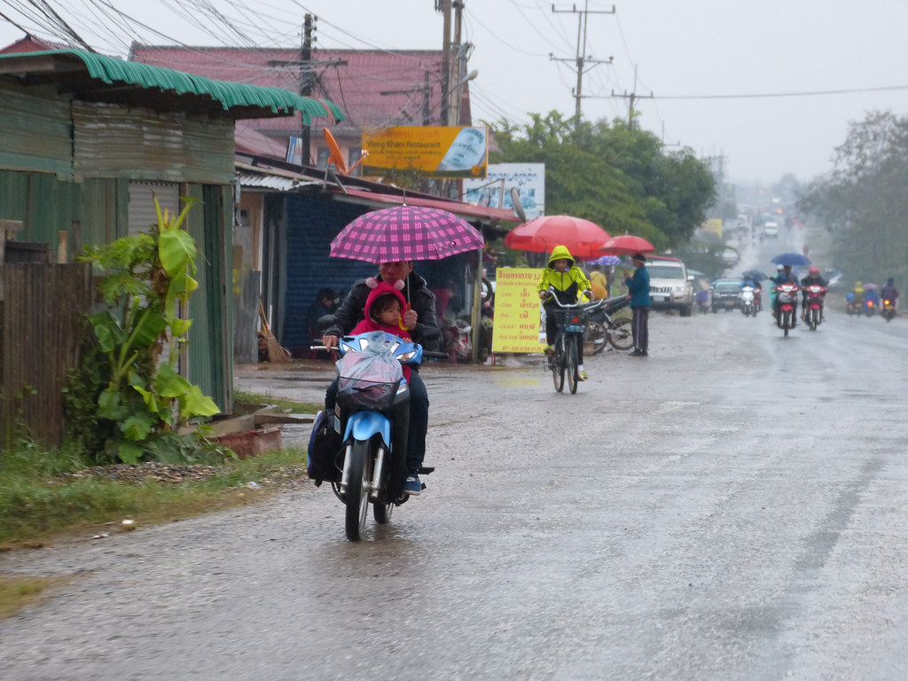 2018 Südostasien - Laos - Unterwegs