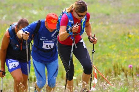 Marmeládová šampionka pořádá vertikální běh na Marmoládu