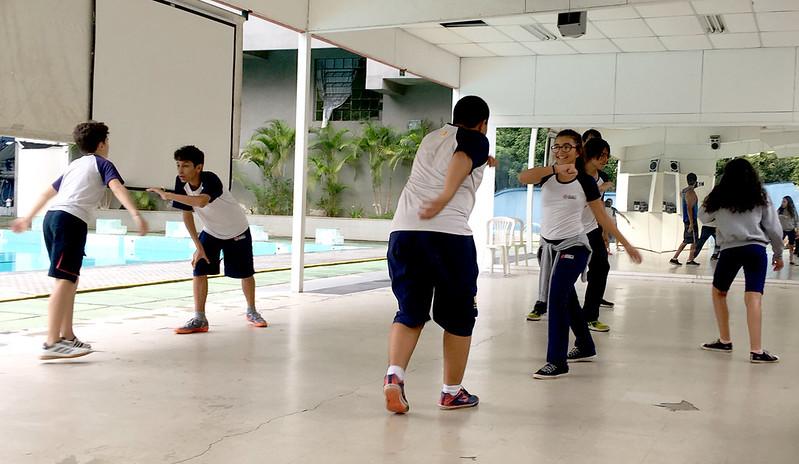 Capoeira - Ensino de Tempo Integral