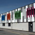 New UCLan multi faith building, Preston