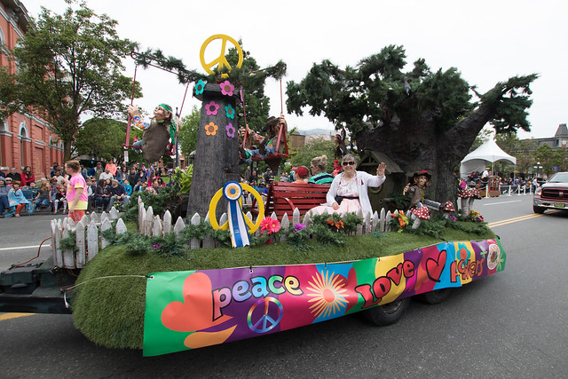 Victoria Day Parade - 2018