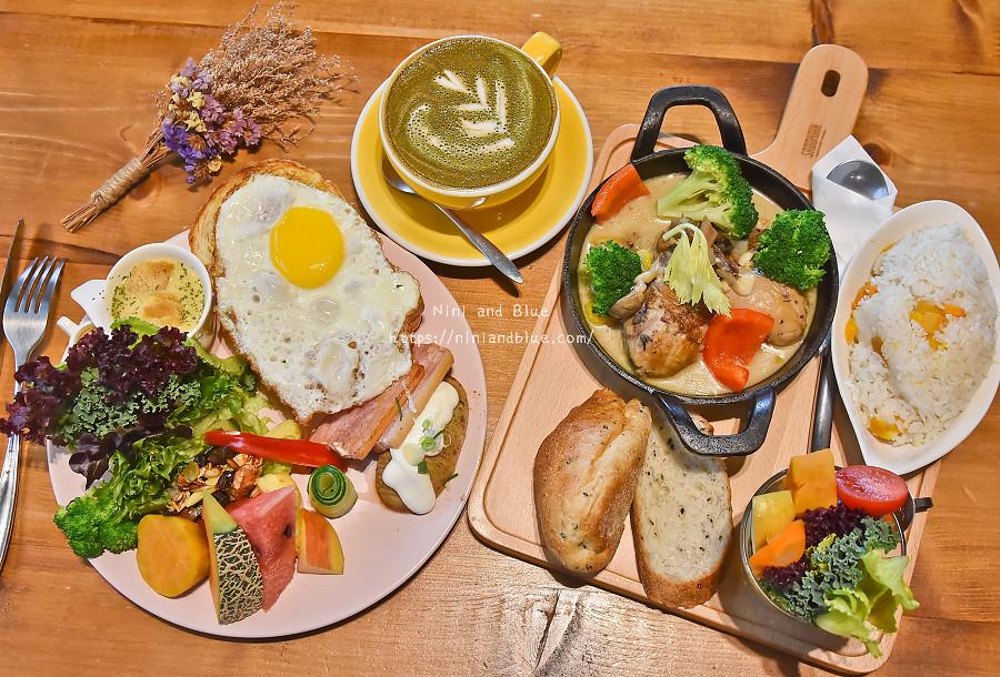 好堅果咖啡 菜單 台中早午餐 精誠商圈15