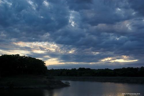 clouds da1855 dusk sunset