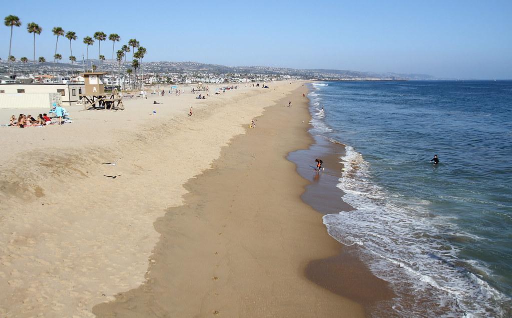 Newport, LA - California
